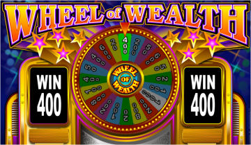 Wheel of Wealth Video Pokies - Bonus Feature