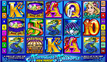 Mermaids Millions Pokies Game