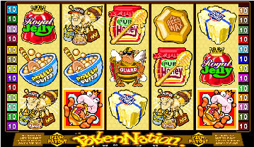 Click to Play Pollen Nation Poker Machine