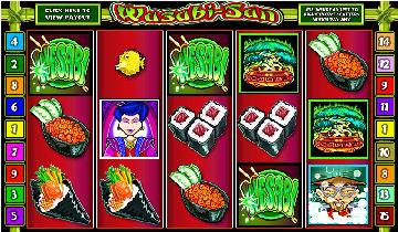 Click to Play Wasabi San at Jackpot City