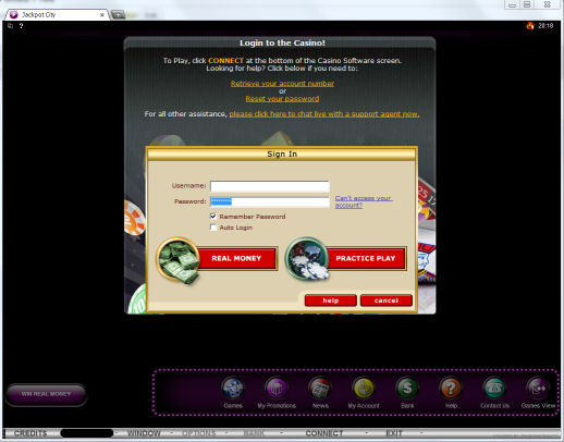 Click here to download Jackpot City Casino Software